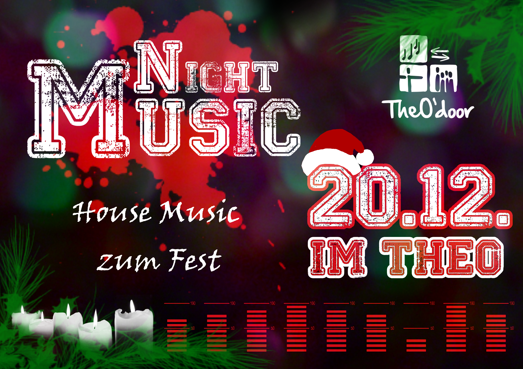 Music night - besinnlich ist morgen!